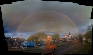 regenboogje
